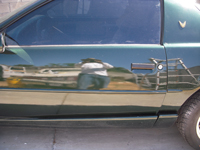 Dents and Scratches are easily repaired