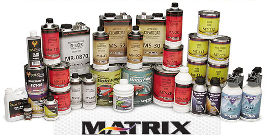 Matrix Professional Paints